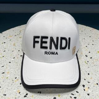 FENDI - FENDIフェンディ 帽子 キャップ ブラック 男女兼用 お薦め