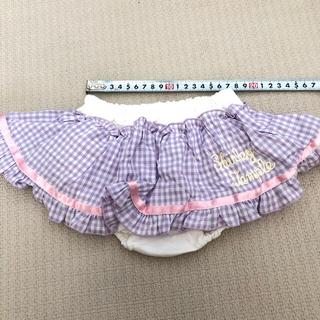 シャーリーテンプル(Shirley Temple)のシャーリーテンプル パンツ付きスカート 二枚セット 新品 訳あり(スカート)