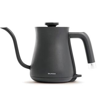 バルミューダ(BALMUDA)の【新品】BALMUDA The Pot バルミューダ ケトル 黒 ポット(電気ケトル)