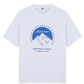 MAISON KITSUNE' - 人気アダーエラー adererror 2019FW Tシャツ オーバーサイズA1