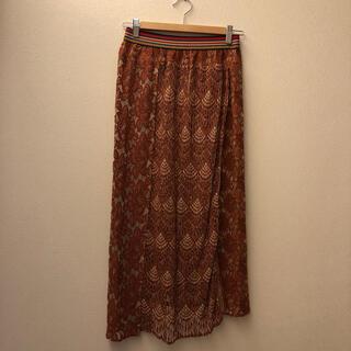 GO TO HOLLYWOOD - 美品ゴートゥーハリウッドロングレーススカート01