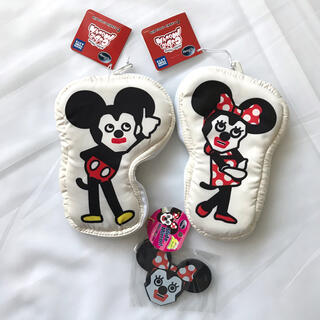 Disney - キュービックマウス 3点まとめ売り