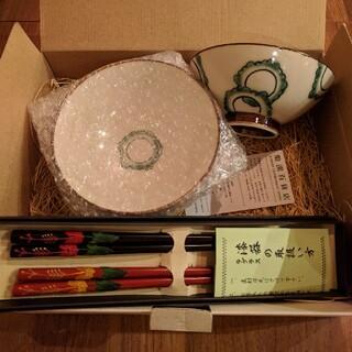 IDEE - 楽園百貨店 食器と漆器のお箸セット