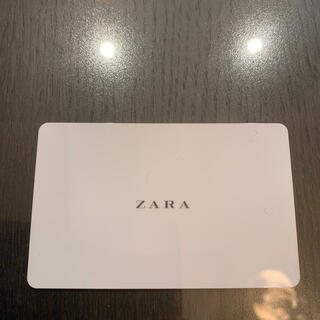 ZARA - ZARA ギフトカード(バウチャーカード)