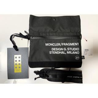 MONCLER - 【新品】Moncler genius fragment サコッシュ