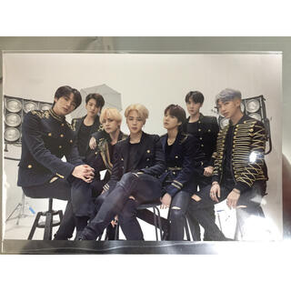 防弾少年団(BTS) - BTS ポストカード weverse 購入特典 SY TOUR ver. 未公開