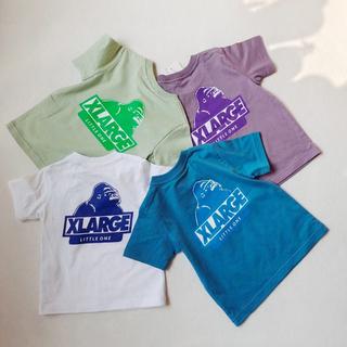 XLARGE - 抗菌防臭 OGゴリラバックプリントTシャツ
