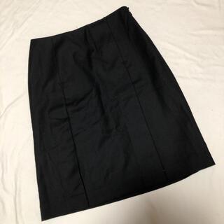 ラルフローレン(Ralph Lauren)のラルフローレン プリーツ 膝丈スカート 11号 未使用(ひざ丈スカート)