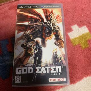 バンダイナムコエンターテインメント(BANDAI NAMCO Entertainment)のGOD EATER(ゴッドイーター) PSP(その他)