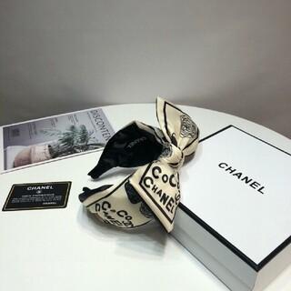 シャネル(CHANEL)の美品 Chanel ヘアバンド(ヘアアクセサリー)