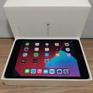 Apple - (美品)Ipad Mini4 Model Wifi 128GB 保証付き