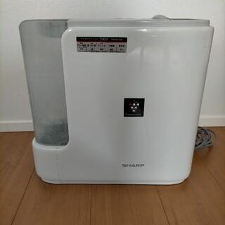 シャープ(SHARP)のシャープ加湿器(加湿器/除湿機)