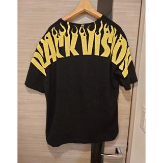 ノーアイディー(NO ID.)のペイントプリントBIGTシャツ(Tシャツ/カットソー(半袖/袖なし))