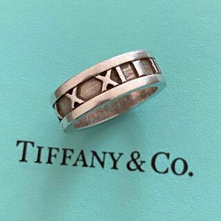 Tiffany & Co. - ティファニー✨アトラス✨リング✨シルバー925