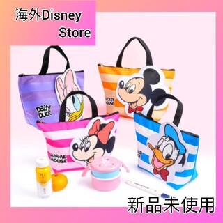 ディズニー(Disney)の新品 ランチバッグ 保冷バッグ 海外ディズニー 弁当袋 カチューシャ ディズニー(弁当用品)