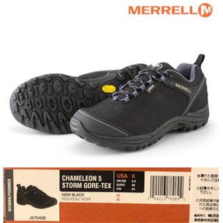 メレル(MERRELL)の◎美品 メレル カメレオン5 ゴアテックス スニーカー 23.0〜23.5cm◎(スニーカー)