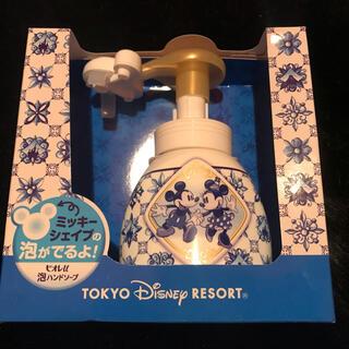 ディズニー(Disney)の新品 ディズニー disney 泡 ハンドソープ 空箱(ボディソープ/石鹸)