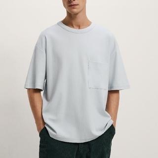ZARA - ZARA ザラ ESSENTIALS ポケットTシャツ オーバーサイズ