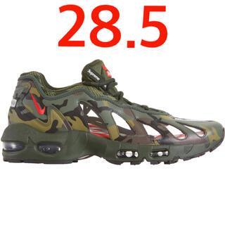 Supreme - supreme Nike air max 96 Camo 28.5cm