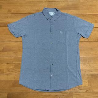 ラコステ(LACOSTE)のラコステ  白ワニ 半袖ポロシャツ 美品(ポロシャツ)