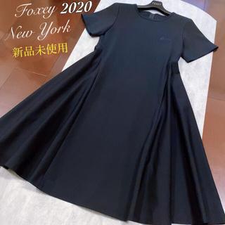 FOXEY - フォクシー FOXEY ワンピース 新品未使用✨セレナドレス2020年♪半袖38