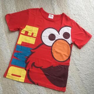 セサミストリート(SESAME STREET)のエルモ♡Tシャツ(Tシャツ(半袖/袖なし))