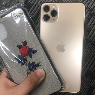 iPhone - iphone 11pro max 256gb simフリー(ケース付けます)
