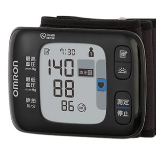 OMRON - (新品未開封)手首式血圧計 HEM-6233T