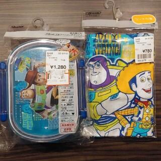 ディズニー(Disney)のトイ・ストーリーお弁当箱&ランチ巾着(弁当用品)
