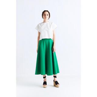 theory - 5/13まで 定価28,600円 Yori 2018SS リネンスカート