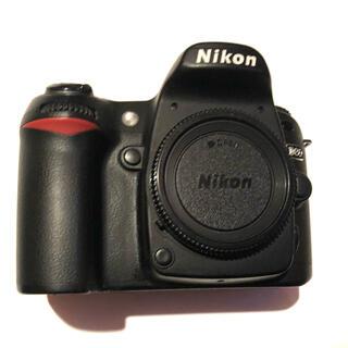 ニコン(Nikon)のNikon D80(デジタル一眼)