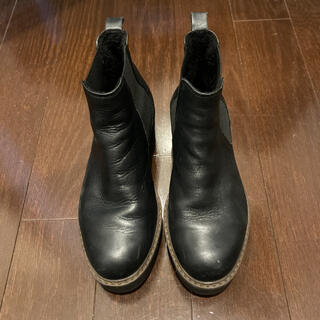 ザラ(ZARA)のkarenlipps  カレンリップス サイドゴアブーツ (ブーツ)