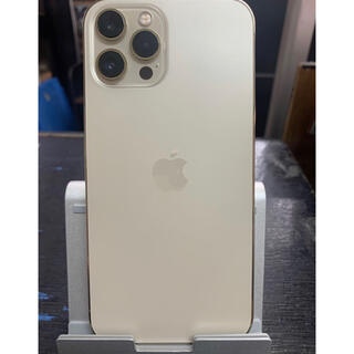 iPhone - 【美品】SIMフリー iPhone12 pro max 256gb ゴールド