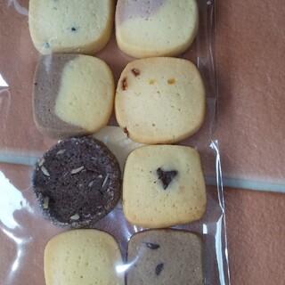 手作りクッキー詰め合わせ