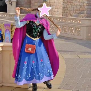 ディズニー(Disney)のアナと雪の女王 アナ仮装コスチューム (衣装)