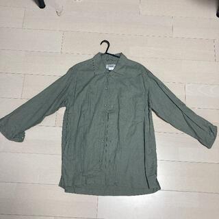 チャオパニックティピー(CIAOPANIC TYPY)のCIAOPANIC TYPY シャツ 九分袖 ワイシャツ サイズM(シャツ)