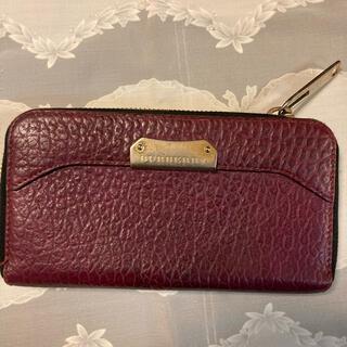 バーバリー(BURBERRY)のバーバリー長財布(財布)