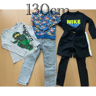 ナイキ(NIKE)の男の子服♡セット120〜130(Tシャツ/カットソー)