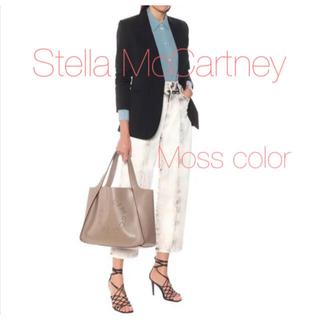 Stella McCartney - stellaMcCartney ロゴトートバッグ モス