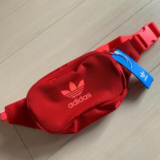 adidas - 未使用 adidas アディダスオリジナルス バッグ スカーレット