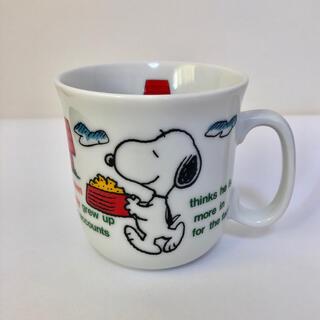 スヌーピー(SNOOPY)のSNOOPY スヌーピー   マグカップ(グラス/カップ)