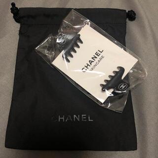 CHANEL - シャネル ノベルティ ヘアクリップ