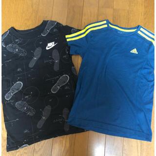 ナイキ(NIKE)のNIKE ナイキ Tシャツ adidas Tシャツ 140(Tシャツ/カットソー)