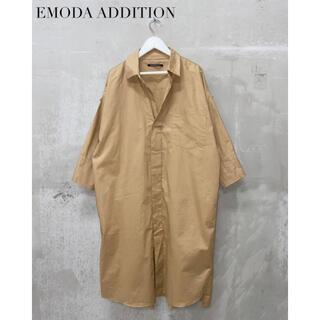EMODA - 【EMODA ADDITION】シャツワンピース エモダ