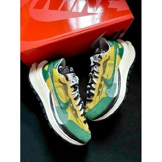 """sacai - Sacai x NikeVaporWaffle """"Tour Yellow"""""""