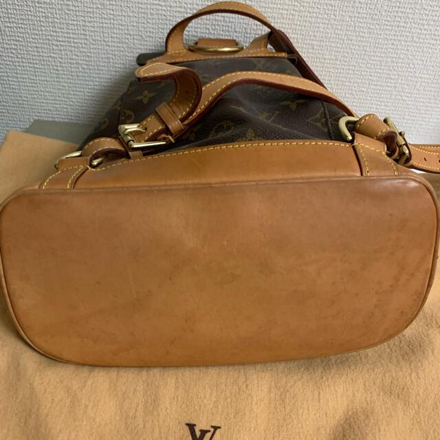 LOUIS VUITTON(ルイヴィトン)のルイヴィトンリュック お値下げします^ ^ レディースのバッグ(リュック/バックパック)の商品写真
