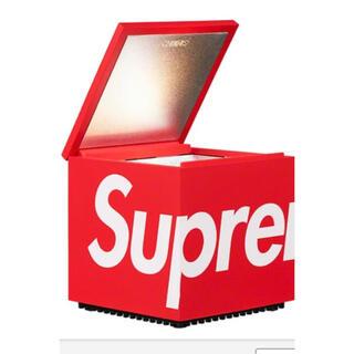 Supreme - Supreme Cini &NilsCuboluce TableLamp Red