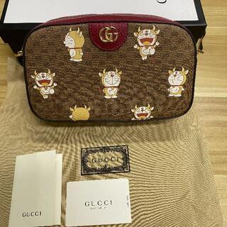 Gucci - DORAEMON x GUCCI ショルダーバッグ