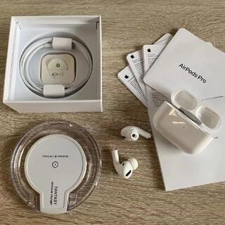 アップル(Apple)のApple AirPods Pro エアポッズ プロ(ヘッドフォン/イヤフォン)