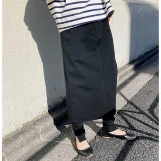 IENA SLOBE - スローブイエナ ポンチレイヤードレギンススカート